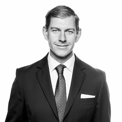 Christoffer Börjesson joins Stronghold Invest